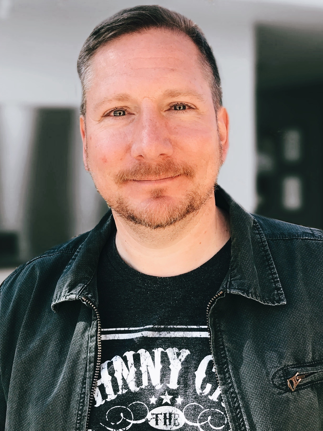 Pastor Jim Mueller