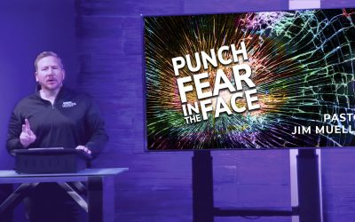 Punch Fear in the Face: The Storms of Life