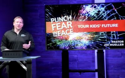 Punch Fear in the Face: Your Kids' Future