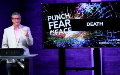 Punch Fear in the Face: Death