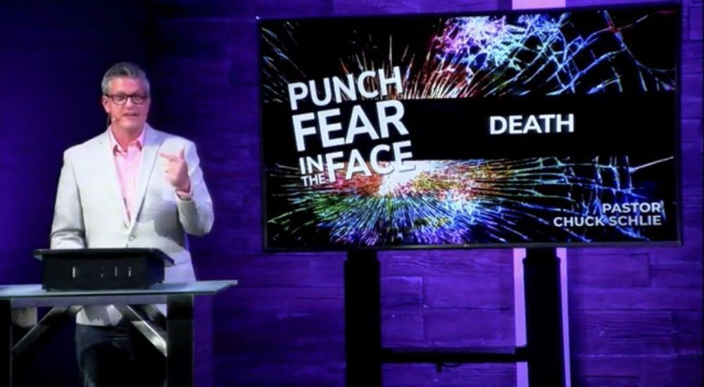 Pastor Schlie Messiah St. Charles Weekly Series