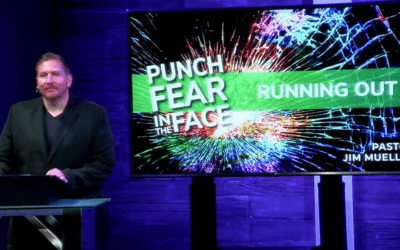 Punch Fear in the Face: Running Out