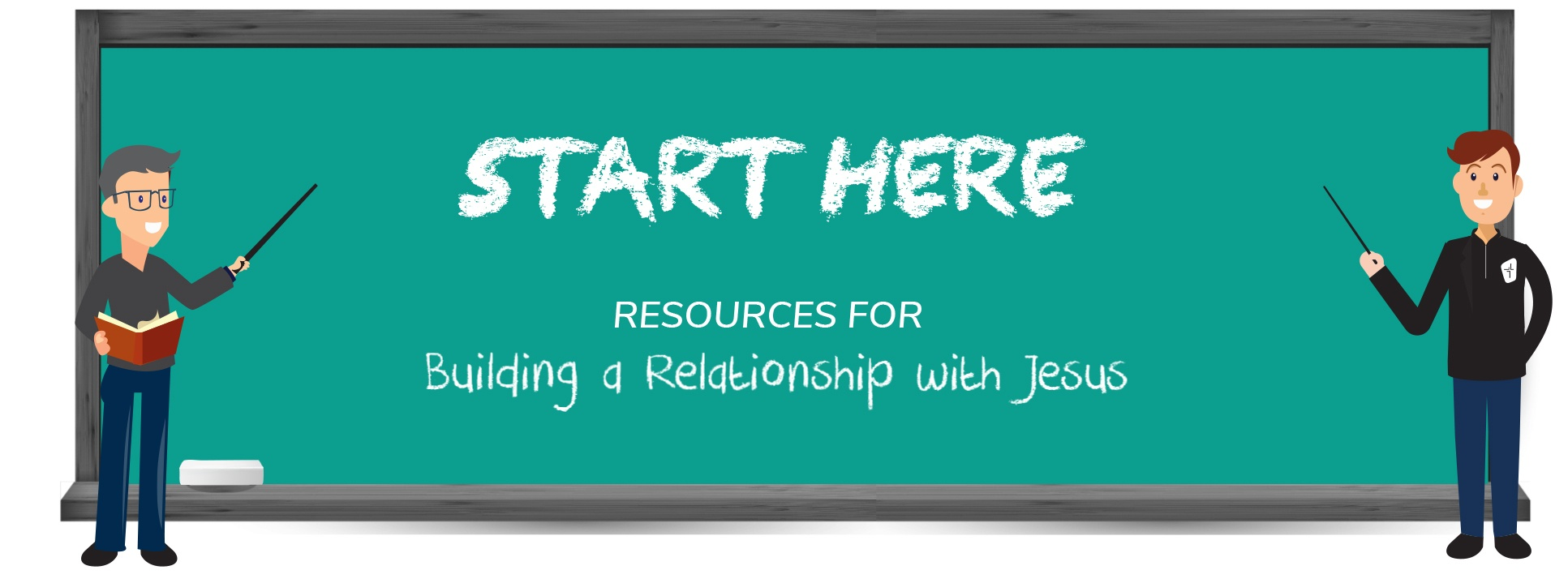 Building a Relationship with Jesus