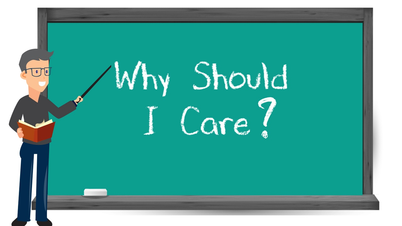 Start Here: Why Should I Care