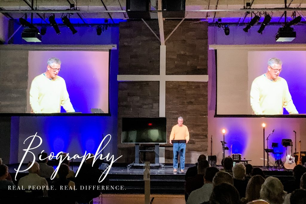 Biography Message Series at Messiah St. Charles